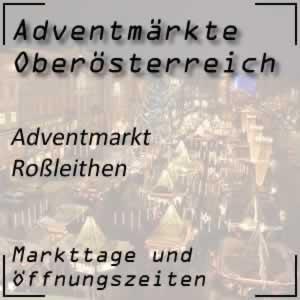 Adventmarkt Roßleithen