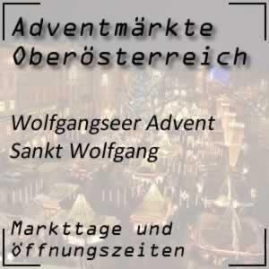 Weihnachtsmarkt Sankt Wolfgang