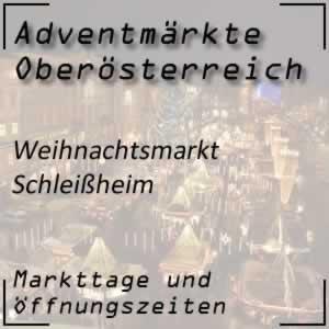 Weihnachtsmarkt Schleißheim