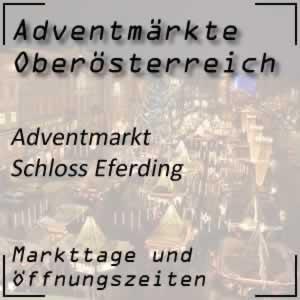 Adventmarkt Eferding Schloss Starhemberg