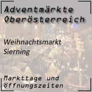 Adventmarkt Sierning