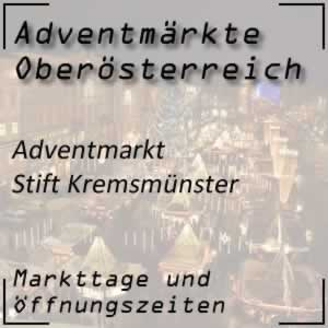 Adventmarkt Stift Kremsmünster
