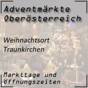 Adventmarkt Traunkirchen
