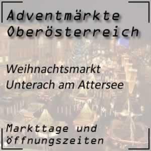 Weihnachtsmarkt Unterach am Attersee