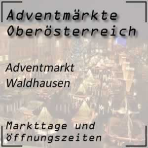 Adventmarkt Waxenberg