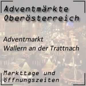 Adventmarkt Wallern an der Trattnach