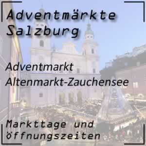 Adventmarkt Altenmarkt-Zauchensee