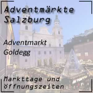 Adventmarkt Goldegg