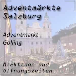 Adventmarkt Burg Golling