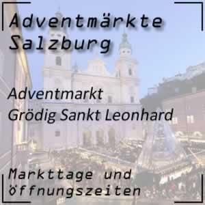 Adventmarkt Grödig St. Leonhard