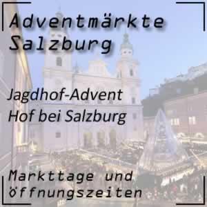Jagdhof-Advent Hof bei Salzburg