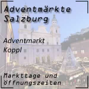 Adventmarkt Koppl