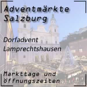 Adventmarkt Lamprechtshausen