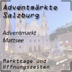Adventmarkt Mattsee