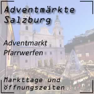 Adventmarkt Pfarrwerfen