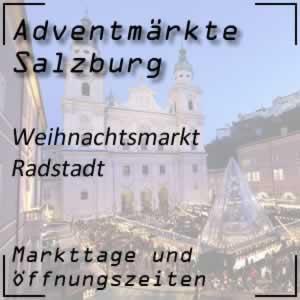 Weihnachtsmarkt Radstadt