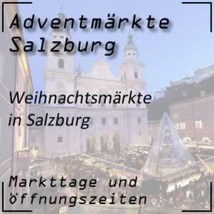 Adventmarkt Salzburg