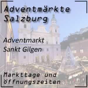 Adventmarkt Sankt Gilgen
