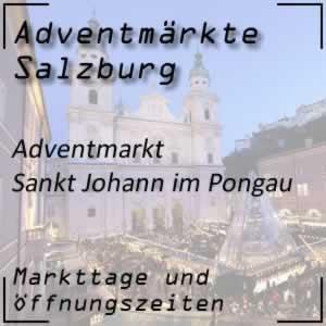 Adventmarkt St. Johann im Pongau