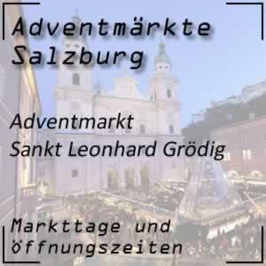 Adventmarkt Sankt Leonhard Grödig