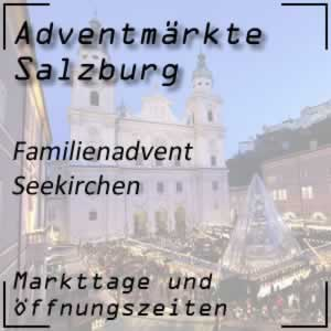 Adventmarkt Seekirchen Familienadvent
