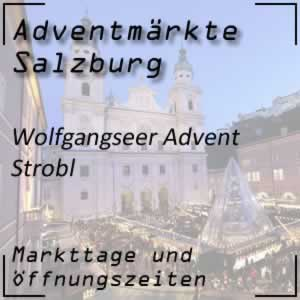 Wolfgangseer Advent Strobl