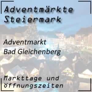 Adventmarkt Bad Gleichenberg
