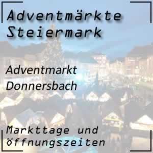 Adventmarkt Donnersbach