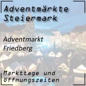 Adventmarkt Friedberg