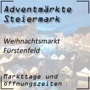Weihnachtsmarkt Fürstenfeld