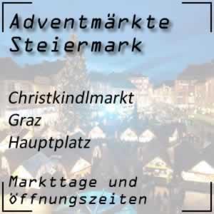 Christkindlmarkt Graz Hauptplatz
