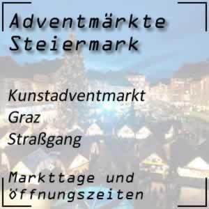 Kunstadventmarkt Graz Straßgang