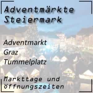Adventmarkt Graz Tummelplatz