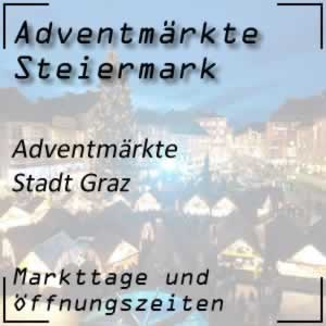 Adventmarkt Graz