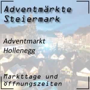 Adventmarkt Hollenegg
