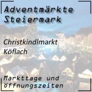 Christkindlmarkt Köflach