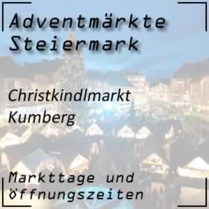 Christkindlmarkt Kumberg