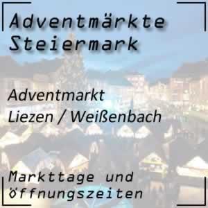 Christkindlmarkt Liezen Weißenbach