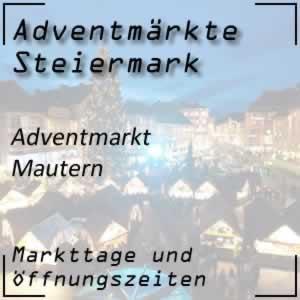 Adventmarkt Mautern
