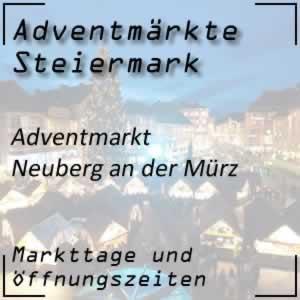 Adventmarkt Neuberg an der Mürz
