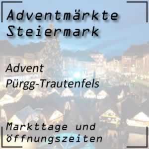 Advent auf der Pürgg Pürgg-Trautenfels
