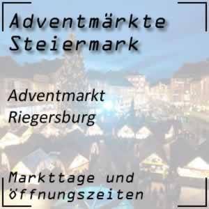 Adventmarkt Riegersburg Schloss Kornberg