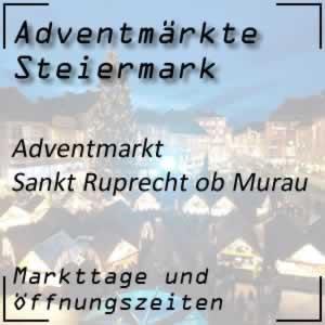 Adventmarkt Sankt Ruprecht ob Murau