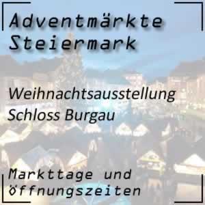 Adventmarkt Schloss Burgau