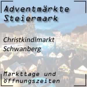 Christkindlmarkt Schwanberg