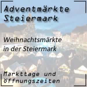 Adventmarkt Steiermark