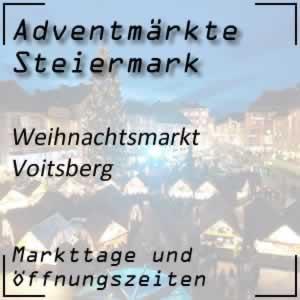 Weihnachtsmarkt Voitsberg