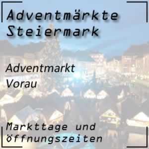 Adventmarkt Vorau Joglland