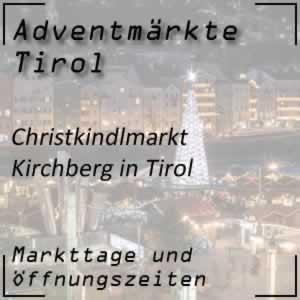 Christkindlmarkt Kirchberg in Tirol
