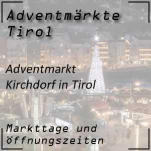 Weihnachtsmarkt Kirchdorf in Tirol